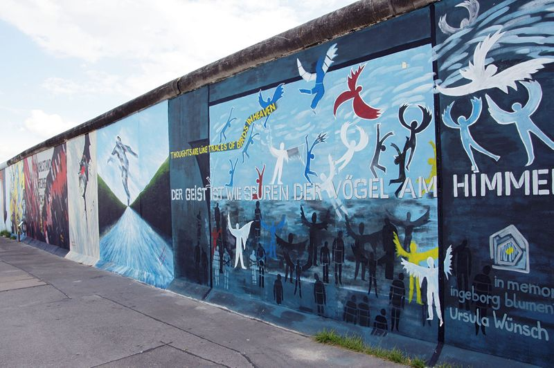 "East Side Gallery (""The Wall"")"